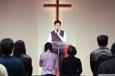 Mandarin Sunday Worship 2012