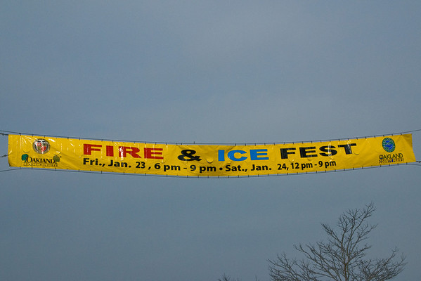 Rochester MI Fire and Ice Fest 2009