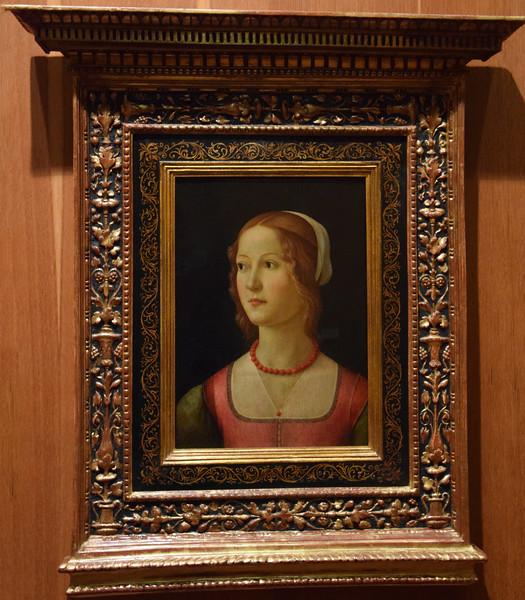 Museum Gulbenkian, Domenico Ghirlandaio (1449-1494)
