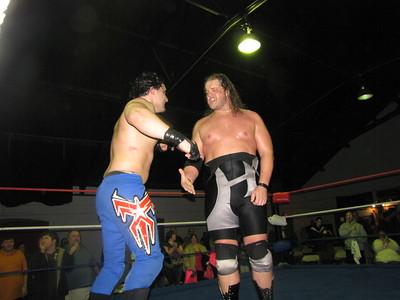 New England Championship Wrestling Toxic Waltz  November 6, 2010
