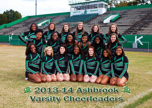2013-14 Ashbrook Varsity Team