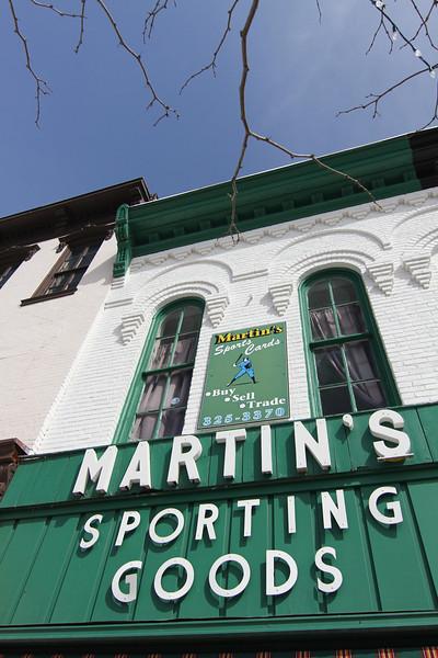 Martin Sporting Goods