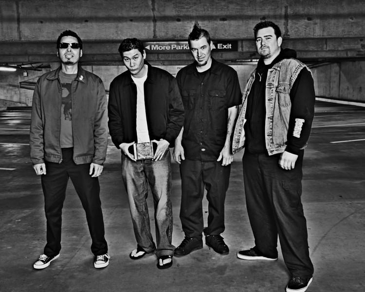 Last 2 Know Band Promo