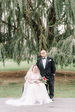 Megan and Dakota's Wedding at Norlo Park