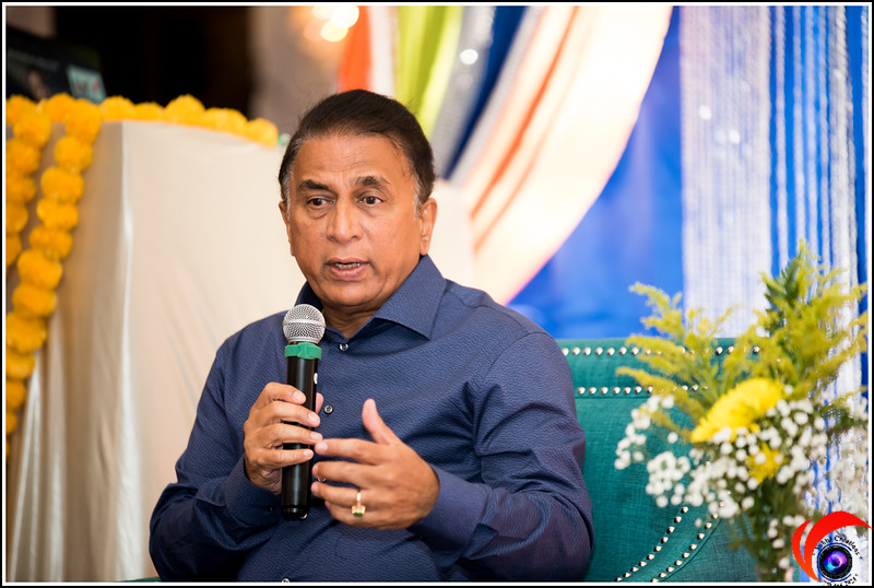 Sunil Gavaskar - Heart to Heart Foundation