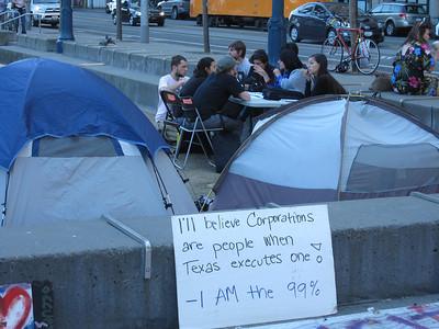 #Occupy