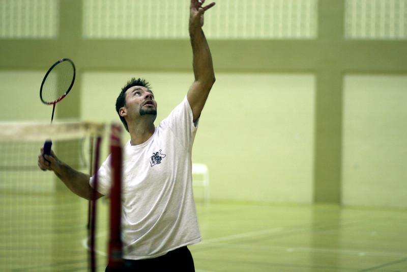 Badminton in Charleston