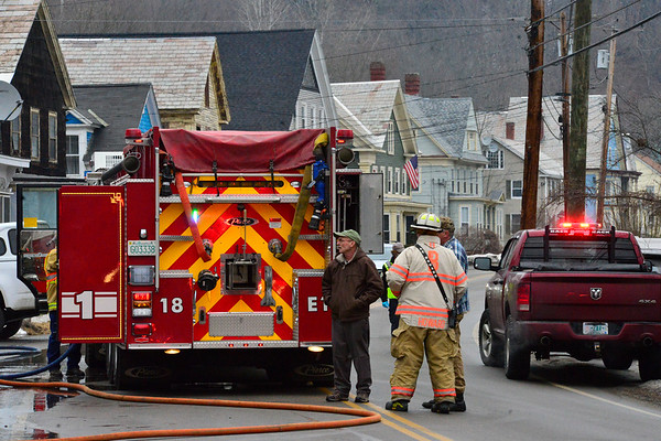First-alarm fire in Hinsdale - 011521