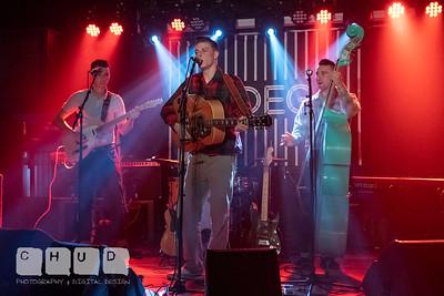 The Sundown Boys - The Bodega - 15/03/2020