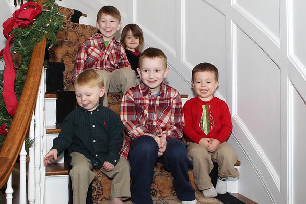 December | Christmas at the Callahan's