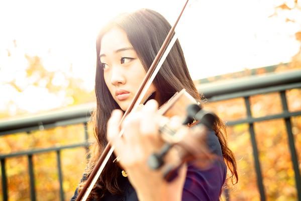 Yena Choi - Australian Violinist