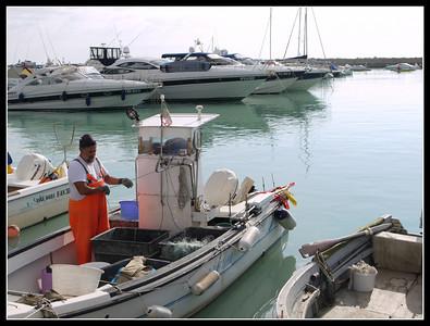 Numana (Ancona) - Haven and Beach