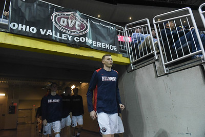 Belmont fall short to Murray State in OVC Tournament