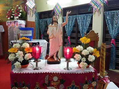 Easter Vigil, Easter Egg & Celebrations