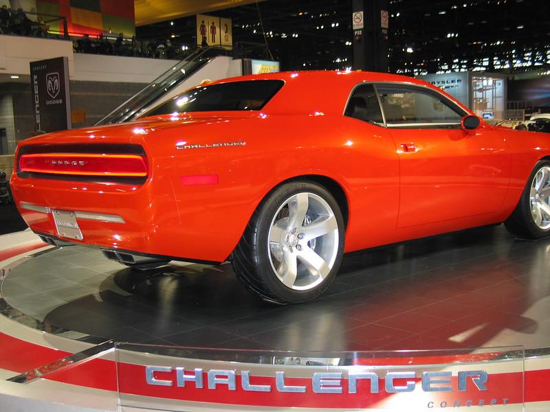 Concept: Dodge Challenger