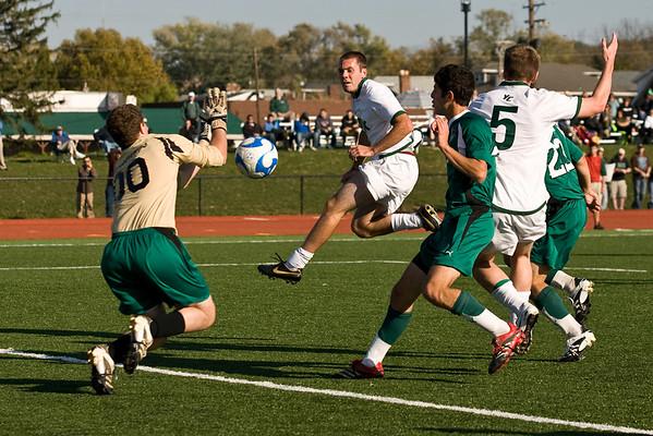 men's soccer - 10/30/07