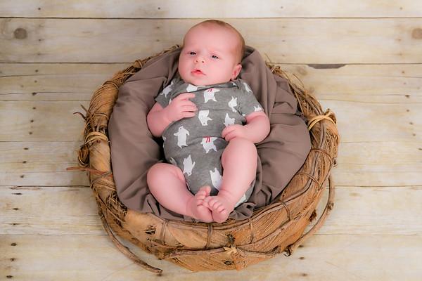 {Samuel's Newborn Session}