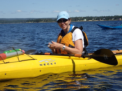 Canada: Nova Scotia Outer Island Sea Kayak Camp