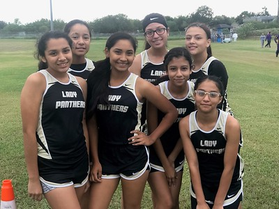 8th Grade Boys and 7th Grade Girls Cross Country District Champs 2019