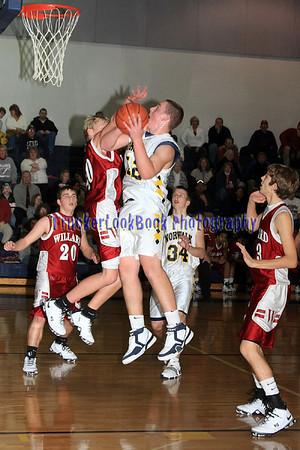 2009 Boys Basketball / Willard Freshmen