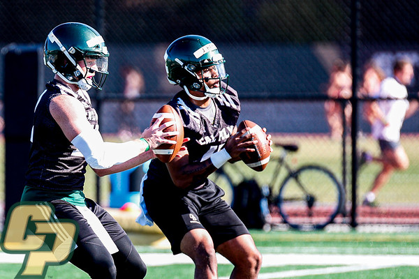 Cal Poly Football Practice 10272020