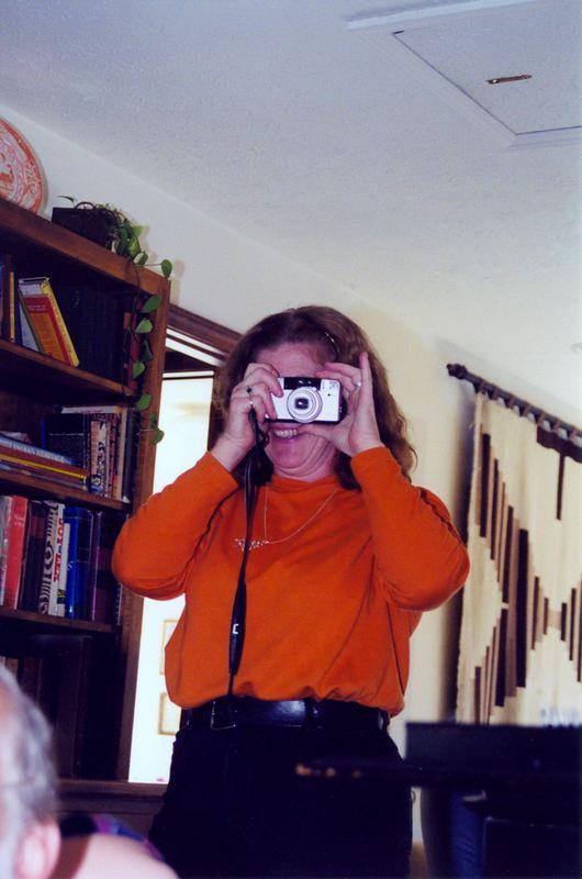 Taken with Nikon F5, Fuji 400 Print film, Scanned from print.