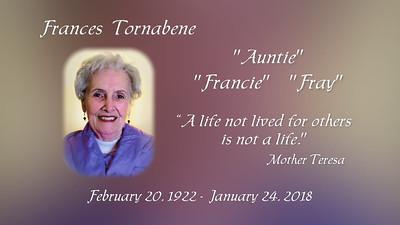 Frances Tornabene