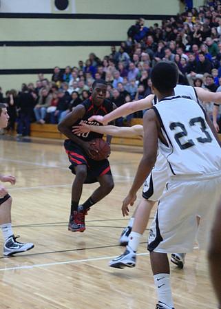 01/08/2010 BHS Boys Basketball - Butler @ Providence