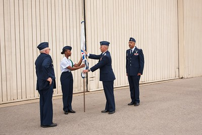 Group 705 Change of Command 27 June 2018