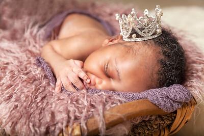 Reia Newborn Session