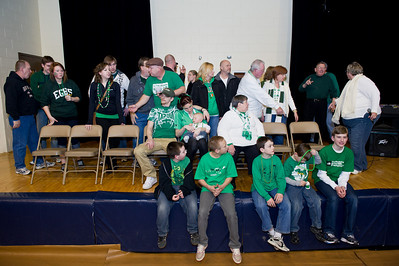 NW Side Irish Family 2011