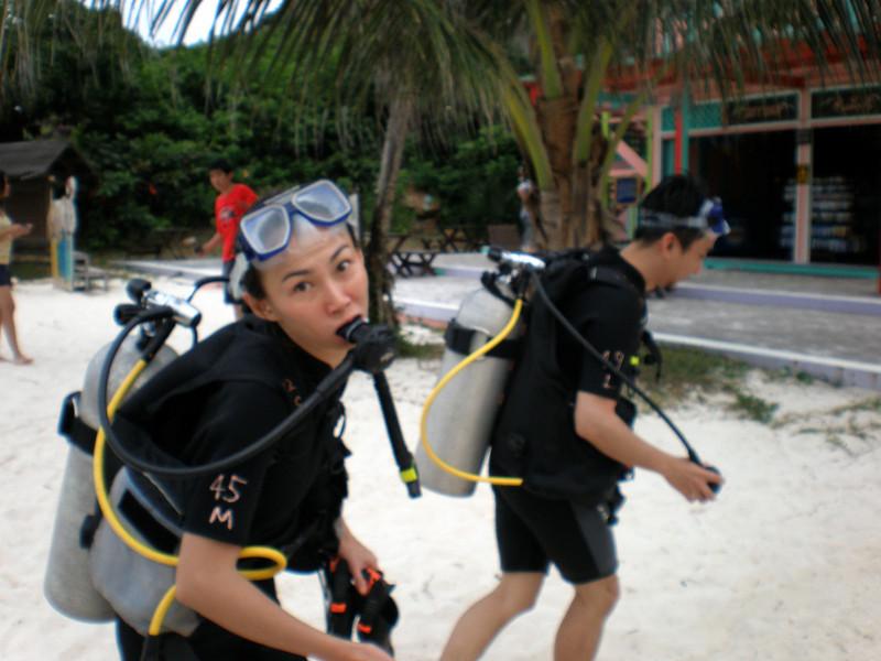 [20080515] Will & Bee Scuba Diving @ Redang (28).JPG