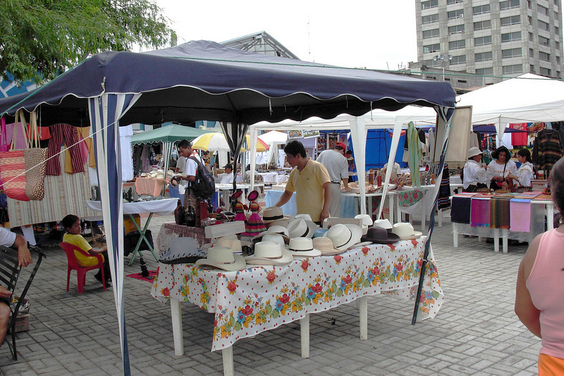 Hat Stall @ the Market.jpg