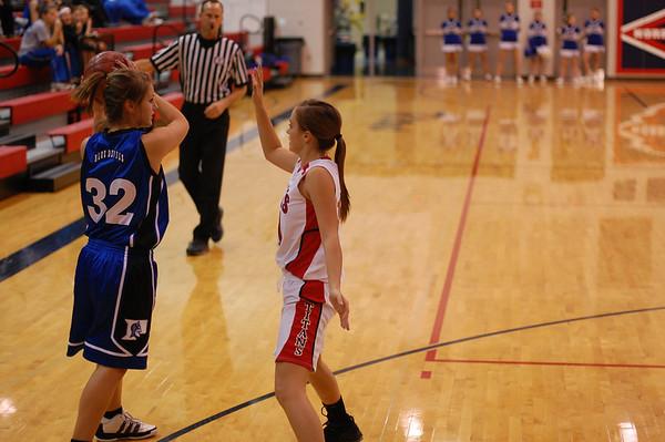 Var Girls Basketball vs Plattsmouth, 12-03-10