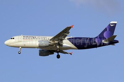 Wataniya Airways (1st)
