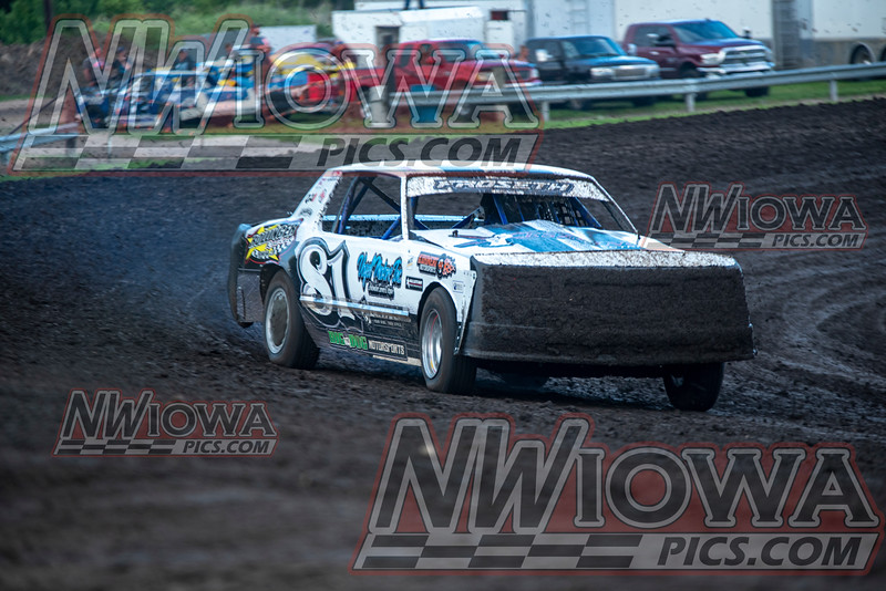 Rapid Speedway Tri State Late Models - 6 -26 - 20