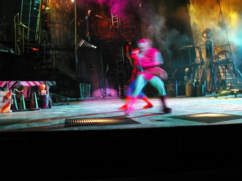 91 Universal Studios - Spiderman Show.jpg