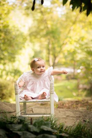 Ellie at 9 months