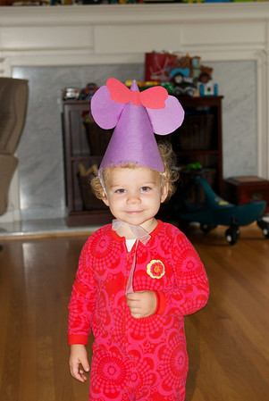 Mia Second Birthday