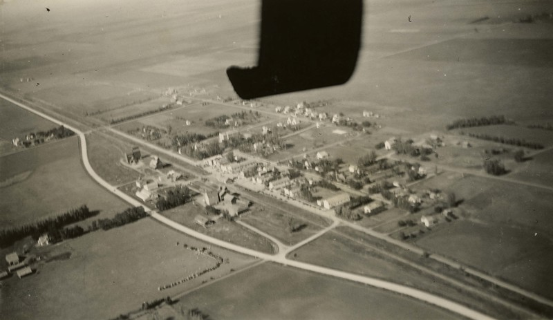 JB305.  Arthur from plane – 1936.jpg