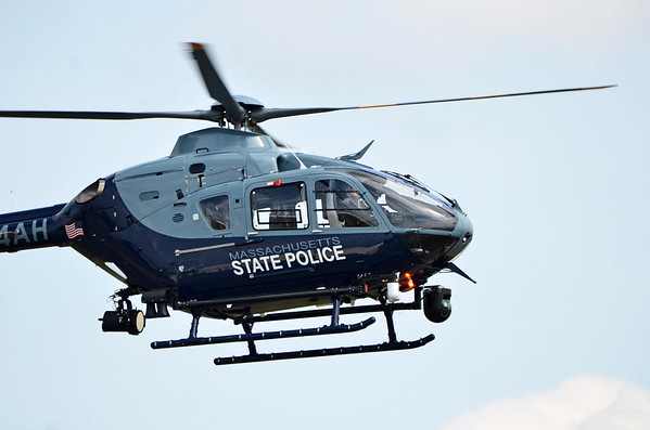 State Police Helicopters