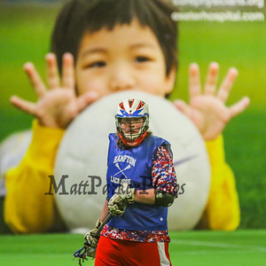 2015-12-13 Hampton Indoor LAX vs Oyster River