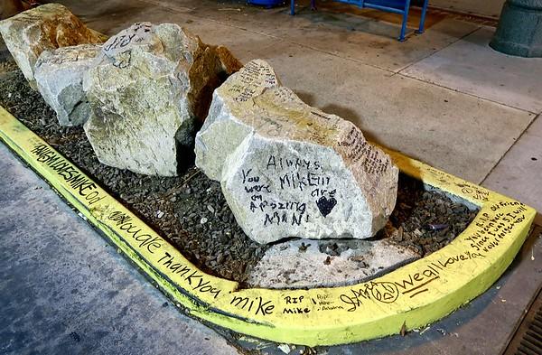 RIP Homeless Mike
