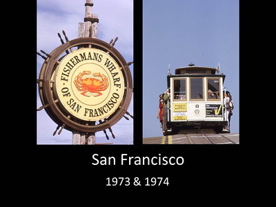 1973 San Francisco