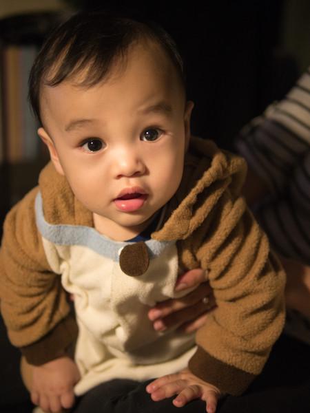 Baby Matt Hallowe 2014