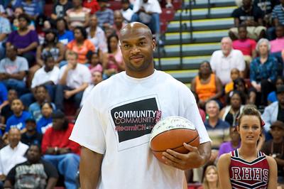 2012 iCHope Celebrity Basketball Game