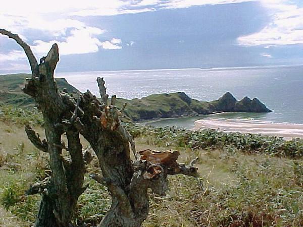 Three Cliffs Bay - Wales.JPG