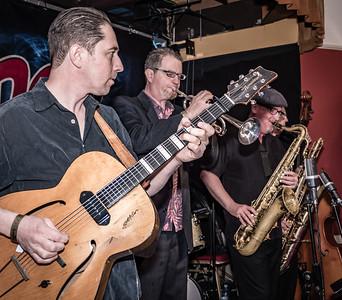 Chris Corcoran Band, Humdinger 2019