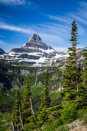 Glacier National Park - Logan Pass