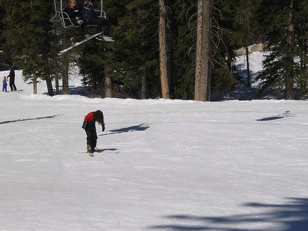 Hoffpauirs 2004 Ski Trip